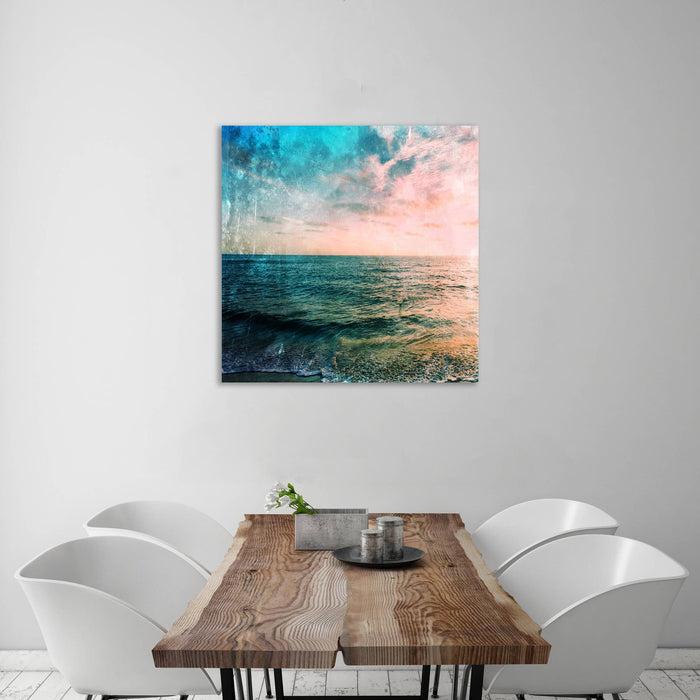 Relaxing Titan 2 Gallery Wrapped Canvas Art-Art-humblys.com