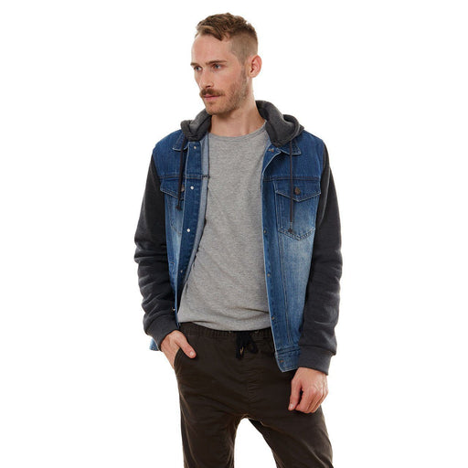 Quinn Denim Jacket-Men's Clothing-humblys.com