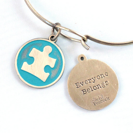 Everyone Belongs Token Charm-Jewelry & Watches-humblys.com