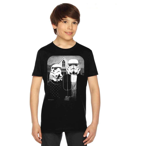 Star Wars American Gothic For Boys-Clothing-humblys.com