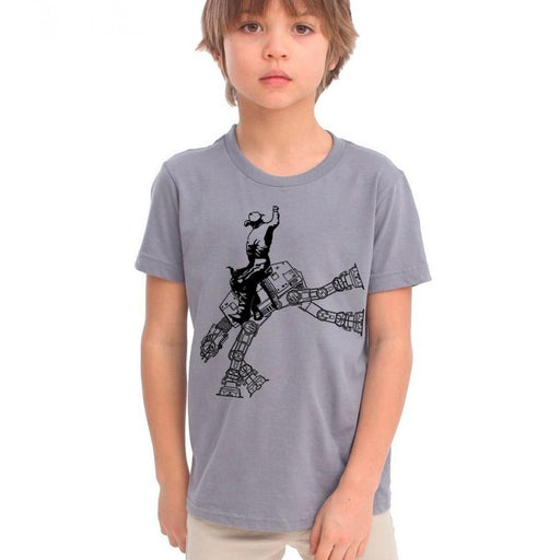 Star Wars Rodeo T Shirt-Boys Clothing-humblys.com