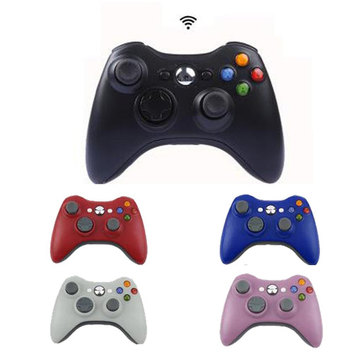 2.4G Wireless Gamepad For Xbox 360 Console Controller Receiver Controle For Microsoft Xbox 360 Game Joystick For PC win7/8/10-Consumer Electronics-humblys.com