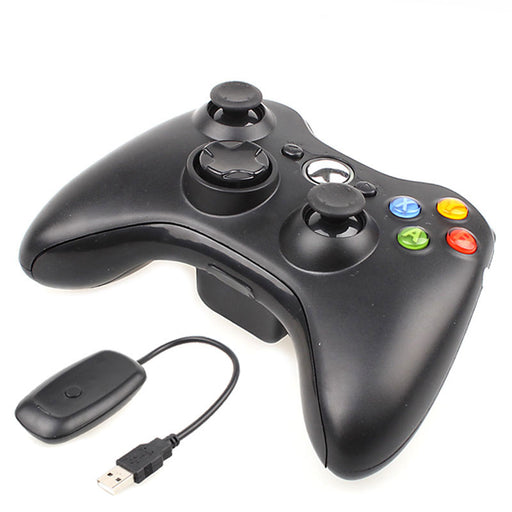 2.4G Wireless Gamepad For Xbox 360 Controller Controle Manette For Xbox360 For Microsoft Xbox 360 Game Joystick For PC Win7/8/10-Consumer Electronics-humblys.com