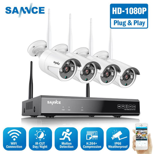 Wireless Security Camera System-Security Camera-humblys.com