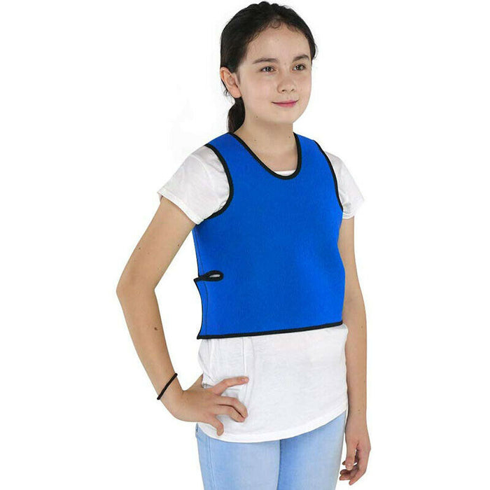 Sensory Weighted Vest for Kids with Autism-Vest-humblys.com