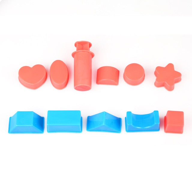 Modeling Tools for Kinetic Sand-Baby Product-humblys.com
