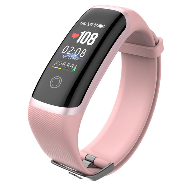 Fitness Tracker Men Women Watch for iOS Android-gadgets-humblys.com