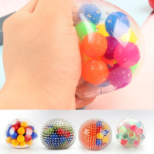 Autism Spiky Massage Ball-Stress Ball-humblys.com