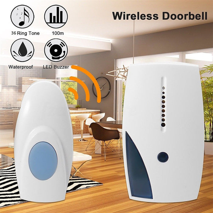 Wireless Door Bell 36 CHIME-gadget-humblys.com