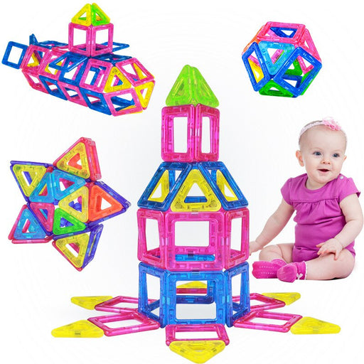 magnetic folding building blocks-toys-humblys.com