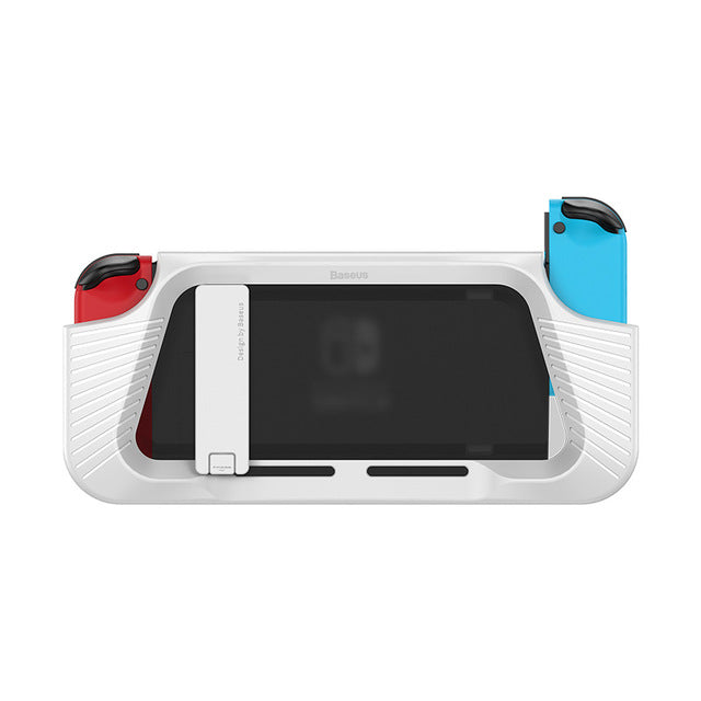 Baseus Case Cover For Nintendo Nintend Switch NS Back Cover Shell Coque Shockproof Case Compatible with Console &Joy-Con Control-Cases & Covers-humblys.com