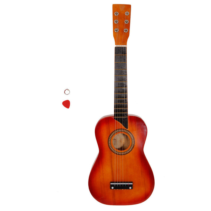 "25"" Acoustic Guitar Pick String Jacinth Musical Instrument Guitar for Learners Beginners - US Stock-humblys.com"