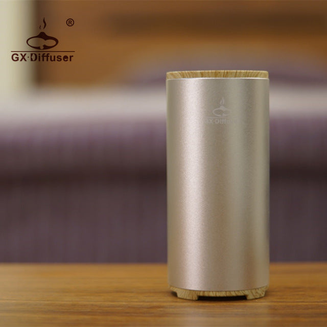 GX.Diffuser Rechargeable Air sterilizer Portable Air Purifier Car Air Ionizer USB Battery Ozonizer Air Cleaner Prevents Viruses-humblys.com
