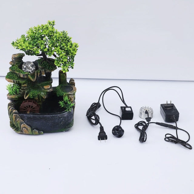 Zen Creative Home Decoration Waterfall-Home-humblys.com