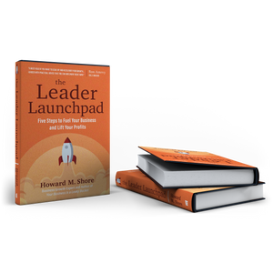 The Leader Launchpad (First Edition Hardcover - Preorder)