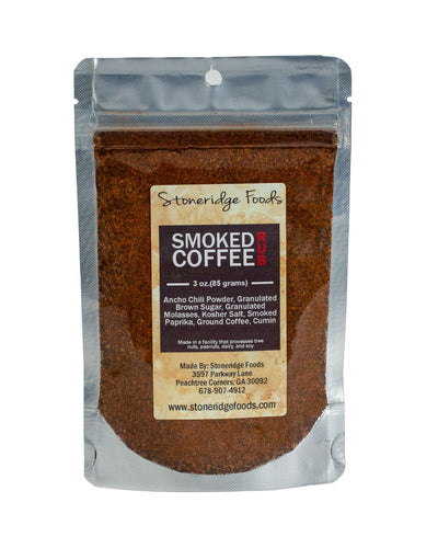 Smoked Coffee Rub