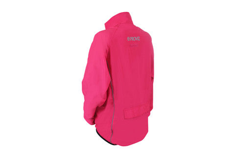 Women's Proviz Lightweight Hi-Viz Jacket - Back