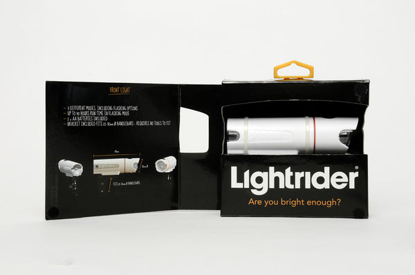 USB Rechargeable Bike Light