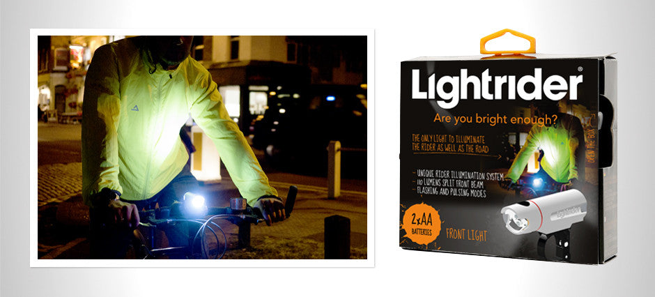 Lightrider Bicycle Light