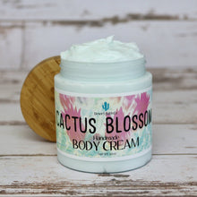 Load image into Gallery viewer, Cactus Blossom Body Cream