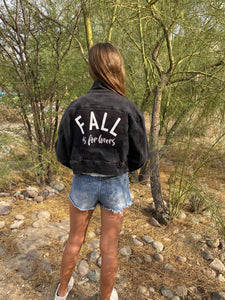 Fall is For Lovers Jacket
