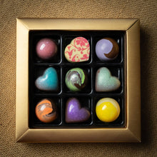 Load image into Gallery viewer, Artisan Chocolate Gift Box - Local PU Only