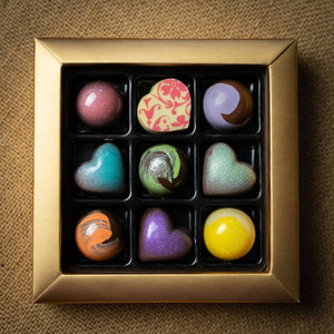 Artisan Chocolate Gift Box - Local PU Only
