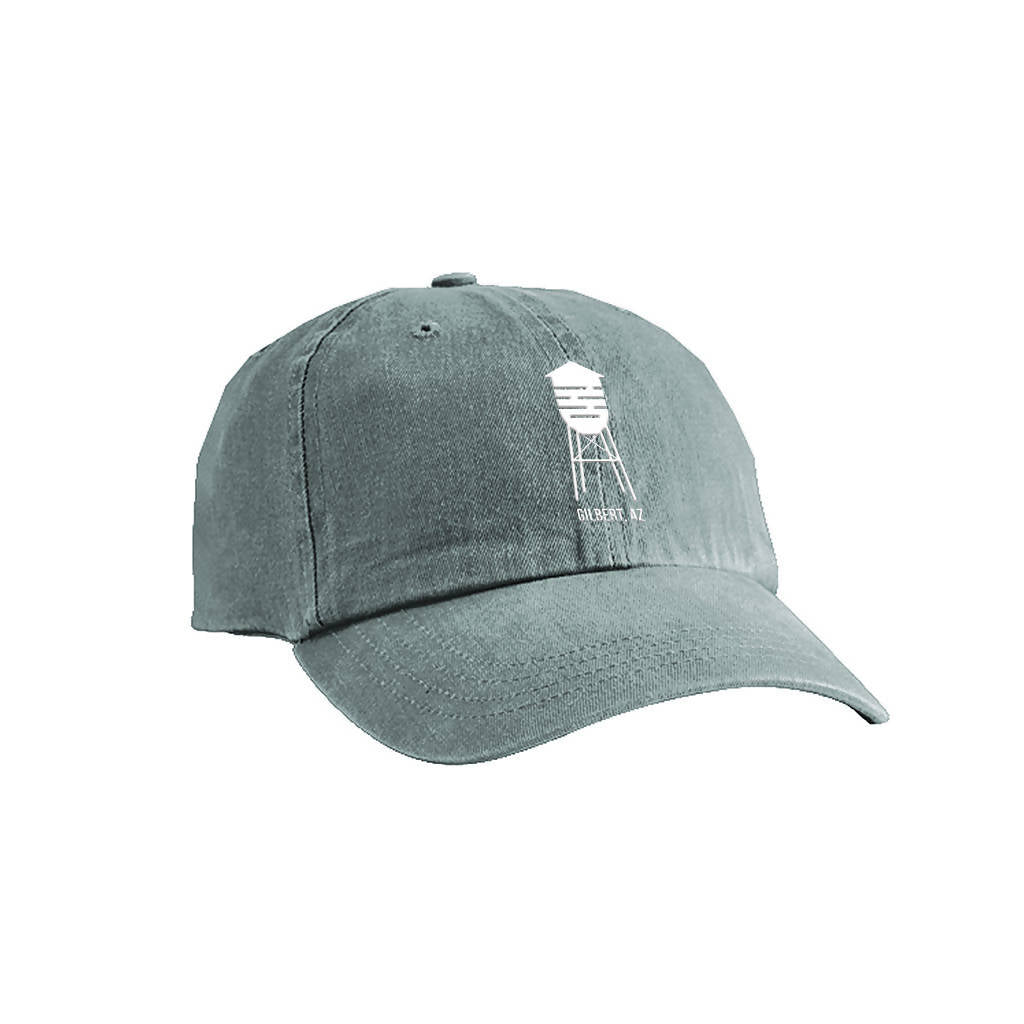 Water Tower Dad Hat
