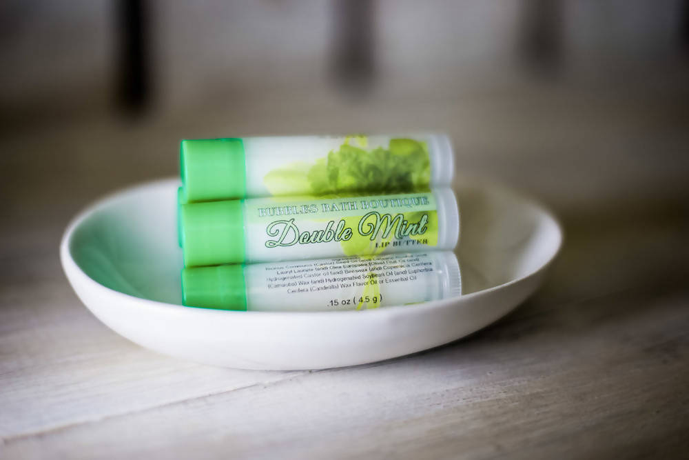 Double Mint Lip Butter