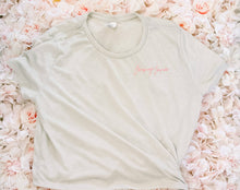 Load image into Gallery viewer, 'lens of love' Cropped Tee