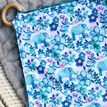Load image into Gallery viewer, Minky Lovey Blankets, Many Print Choices