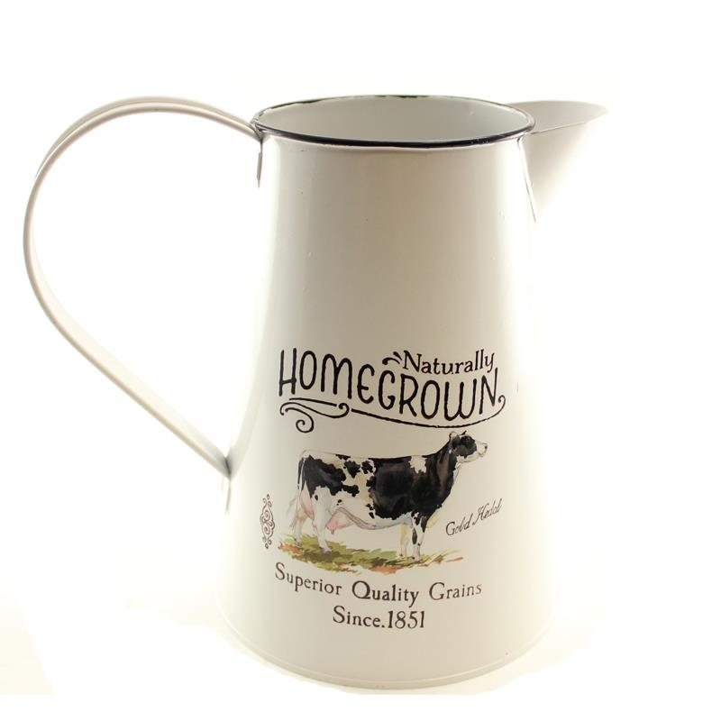 Cow Motif Pitcher