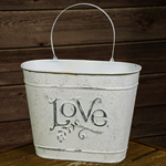 Love Wall Container w/Handle