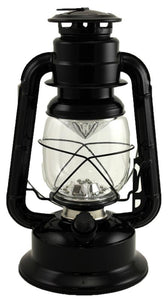 Black Dimmable LED Lantern