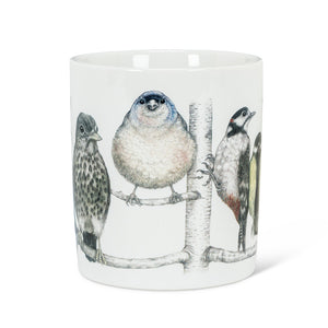 Bird Conversation Mug (Large)
