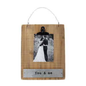 "Photo Frame - ""You & ME"""