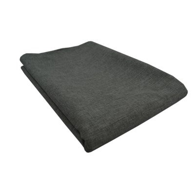 Charcoal Grey Table Cloth