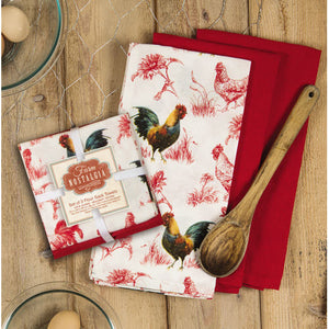 Farm Nostalgia 3 pc set Flour Sack