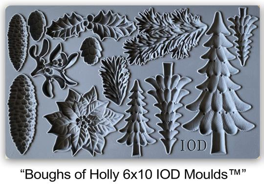 Mould-Boughs of Holly