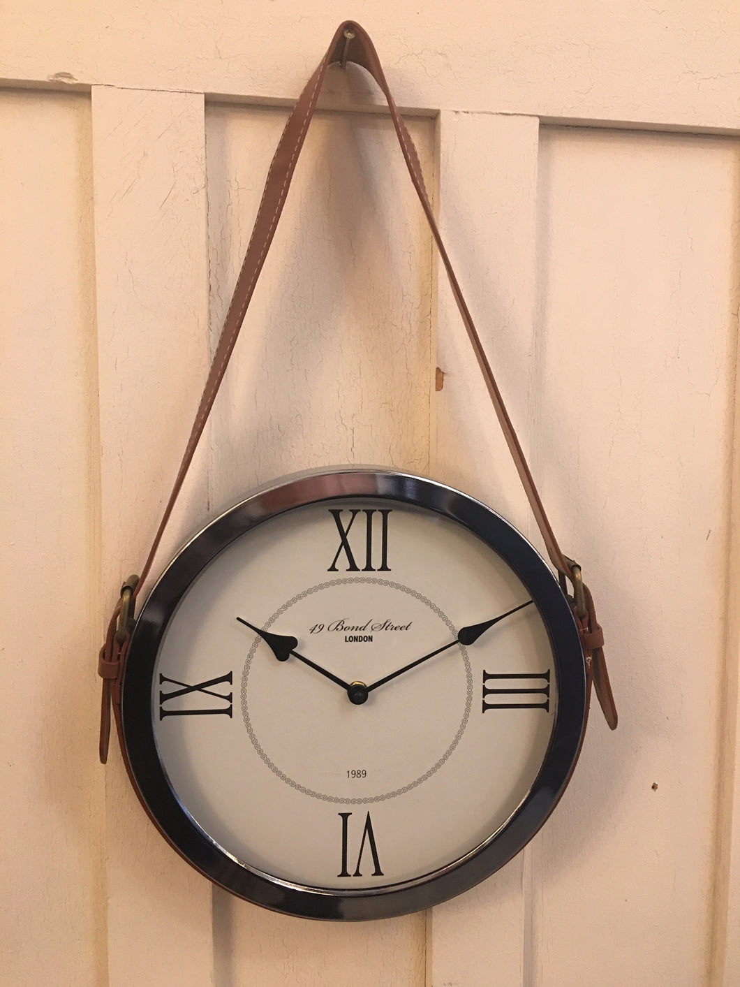 Wrist Watch Style Wall Clock