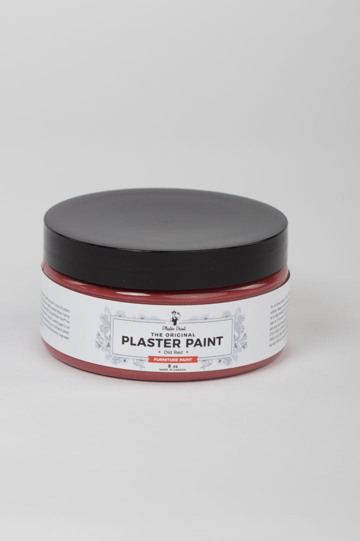 Original Plaster Paint - Old Red