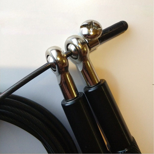 Steel Wire Adjustable Jump Rope