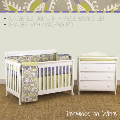 Furniture Package & 4 Pc Bedding