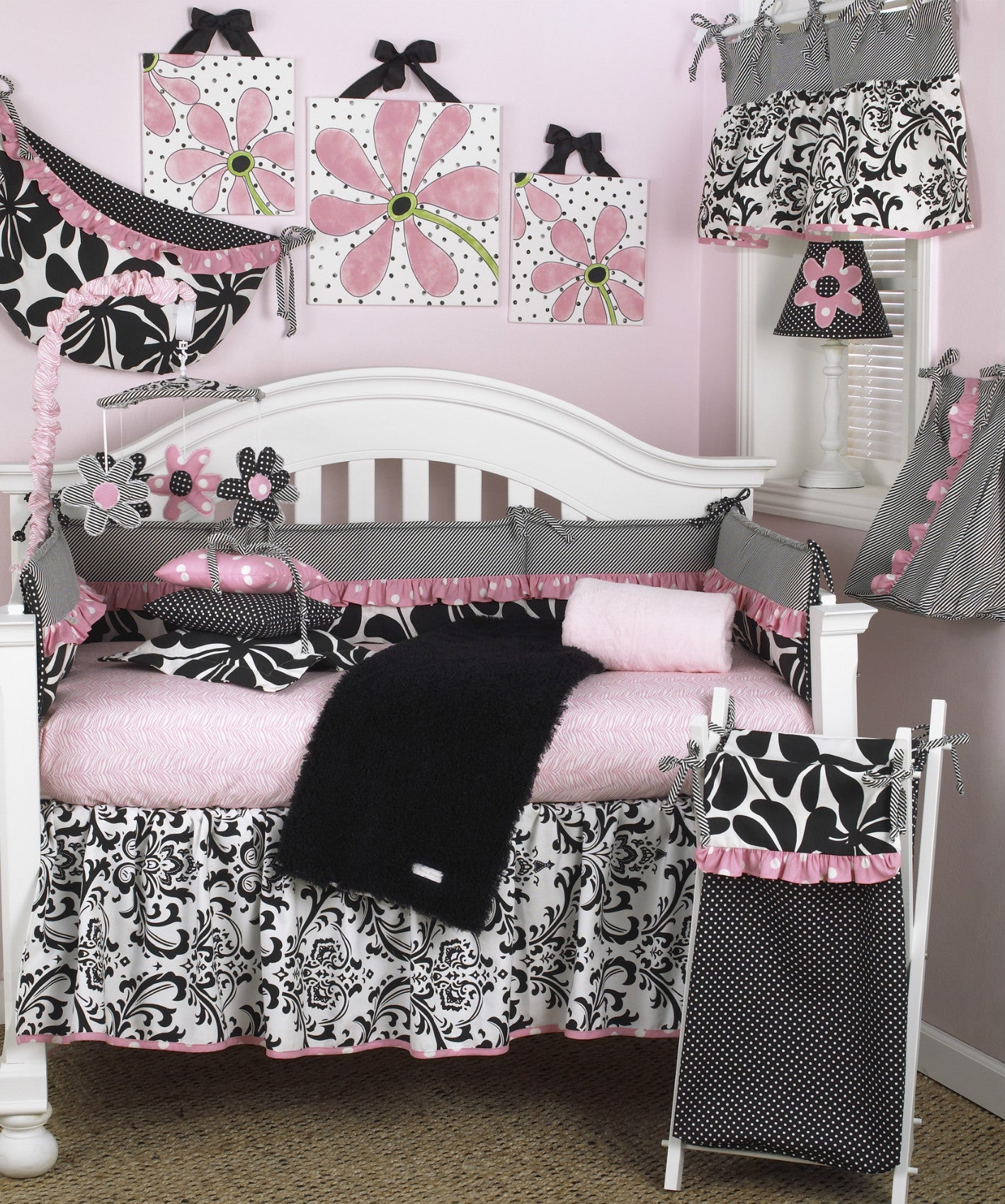 Baby Bedding Pink Bedding Crib Bedding For Girls Cotton Tale Cotton Tale Designs