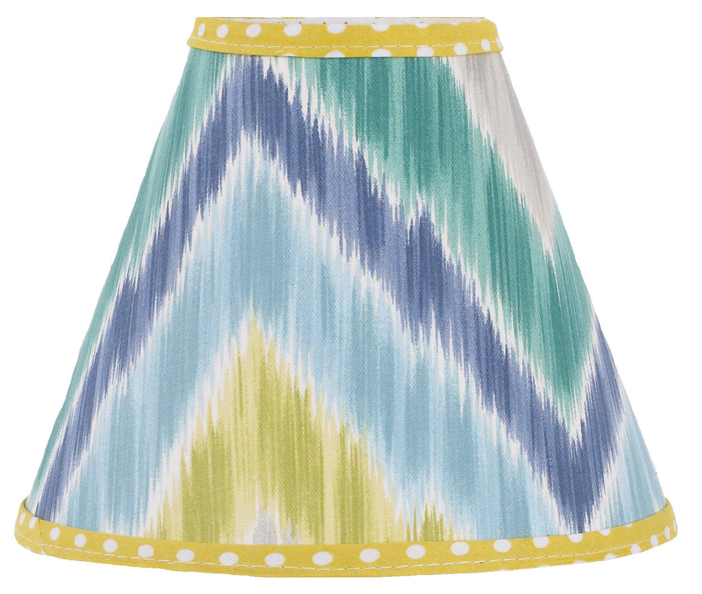 Zebra Romp Lamp Shade