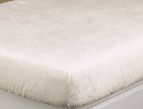 Soft Cuddle Fitted Crib Sheet
