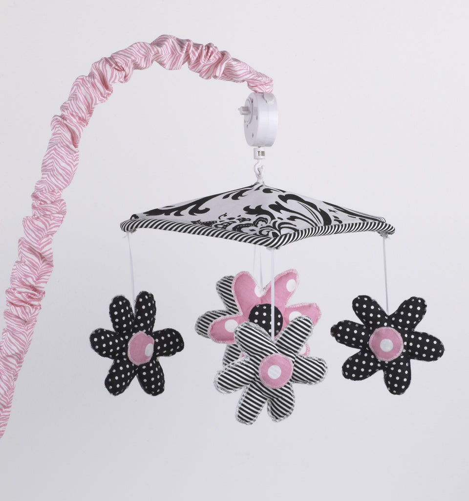 Cotton Tale Designs Girly Musical Mobile