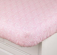 Cotton Tale Designs Girly Fitted Crib Sheet