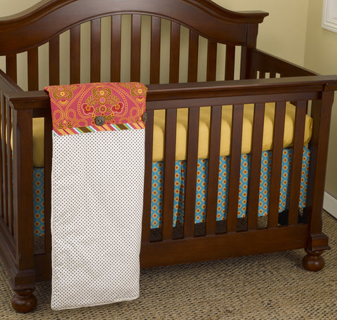 Gypsy 3pc Crib Bedding Set