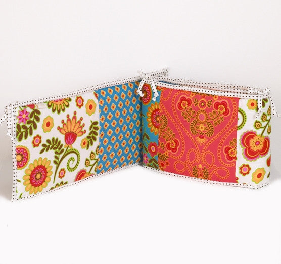 Cotton Tale Designs Gypsy Bumper